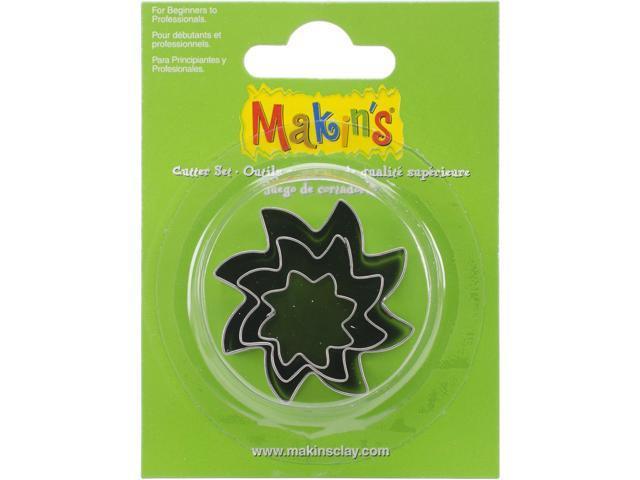 Makin's Clay Cutters 3/Pkg-Sun