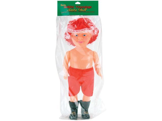 Santa Music Box Doll 13