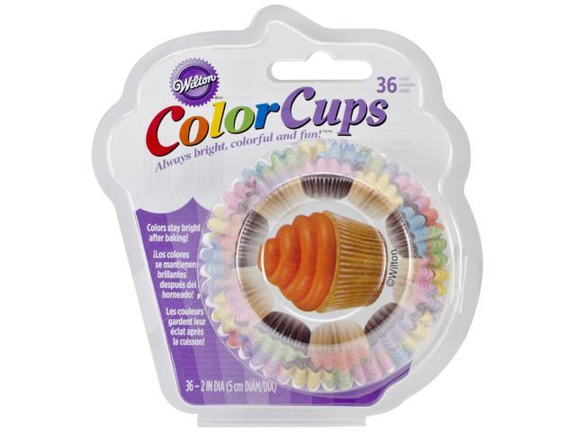 ColorCup Standard Baking Cups-Cupcakes 36/Pkg