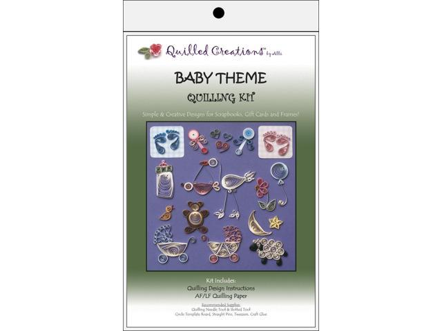 Quilling Kit-Baby
