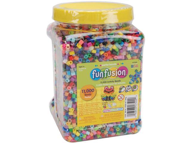 Perler Fused Beads 11,000/Pkg-Multicolor