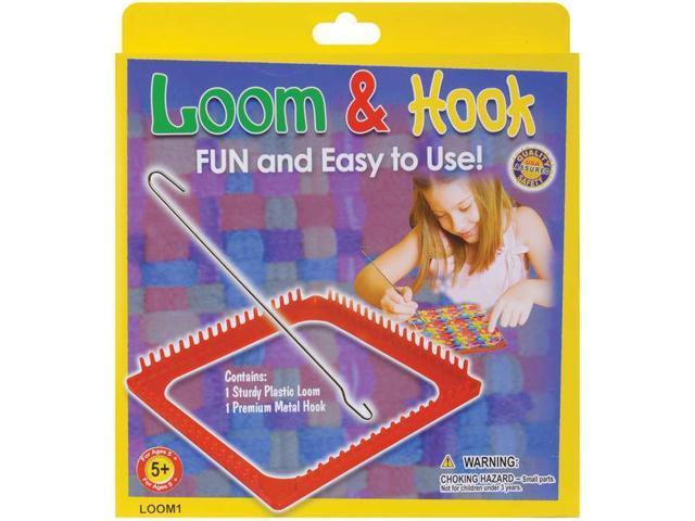 Pepperell Braiding Company PEPLOOM1 Loom & Hook