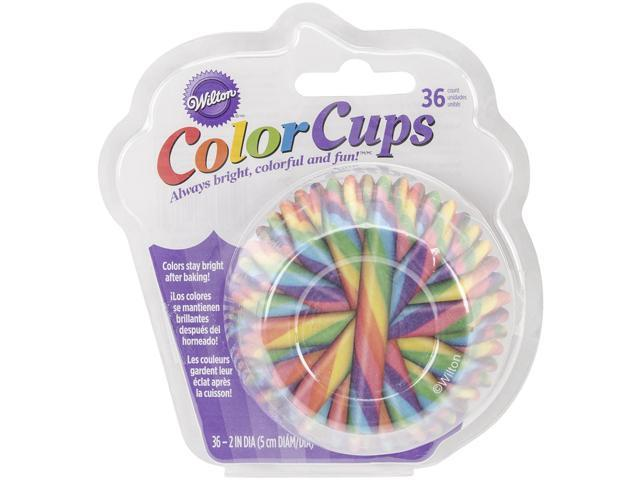 ColorCup Standard Baking Cups-Candy Sticks 36/Pkg