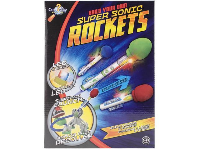 Build Your Own Kit-Super Sonic Rockets