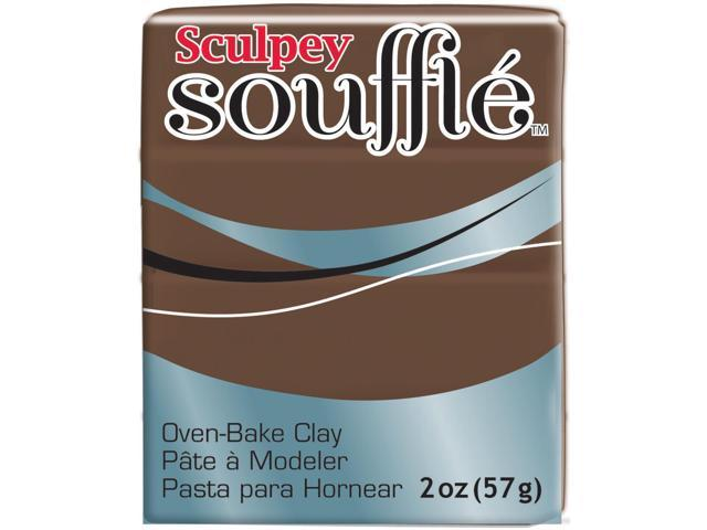 Sculpey Souffle Clay 2oz-Cowboy
