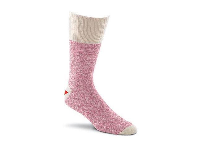 Red Heel Monkey Socks 2 Pairs-Size Medium Pink