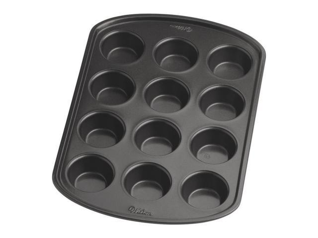 Perfect Results Mini Muffin Pan 12 Cavity-