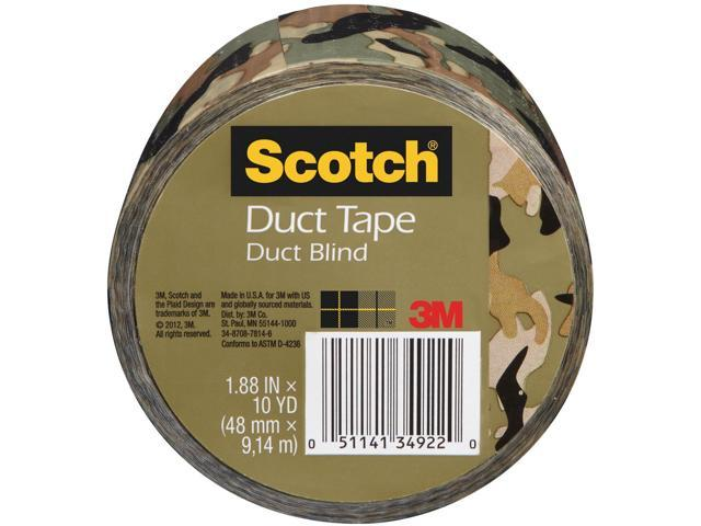 Scotch Printed Duct Tape 1.88