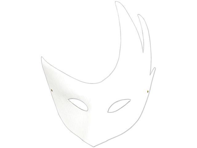 Paper Mask-It Half Face Form 7