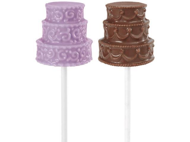 3D Candy Mold 1/Pkg-3D Cake Pop