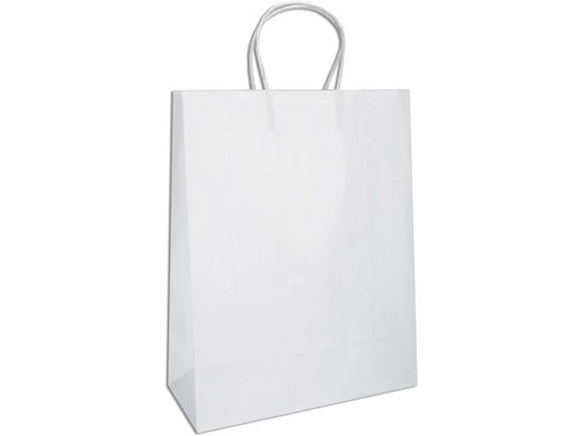 Tinted Kraft Bag Medium 7.75