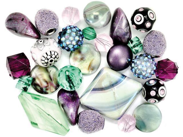 Inspirations Beads 50g-Botanicals