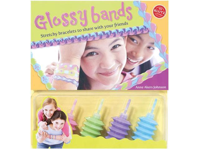 Glossy Bands Book Kit-