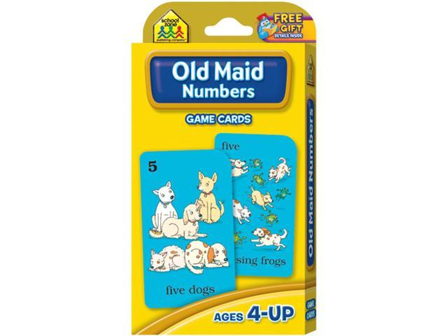 Game Cards-Old Maid