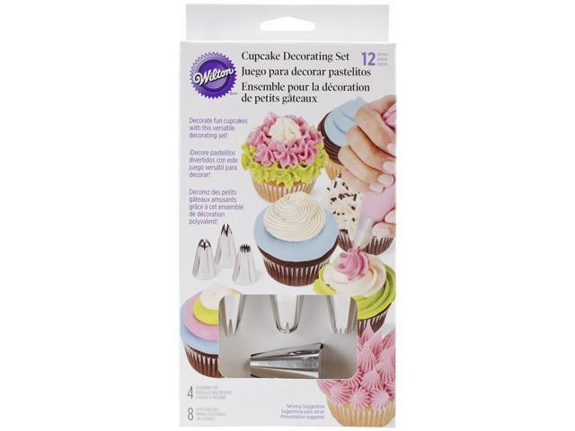 Cupcake Decorating Set 12pcs-