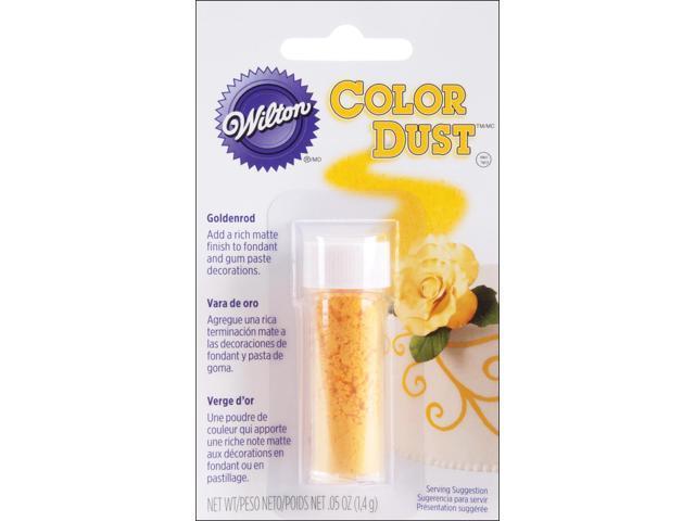 Color Dust 3g-Goldenrod