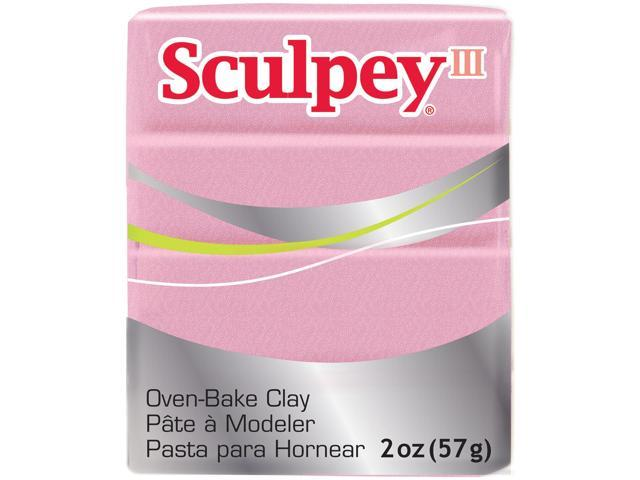 Sculpey Iii Polymer Clay 2Oz-Princess Pearl