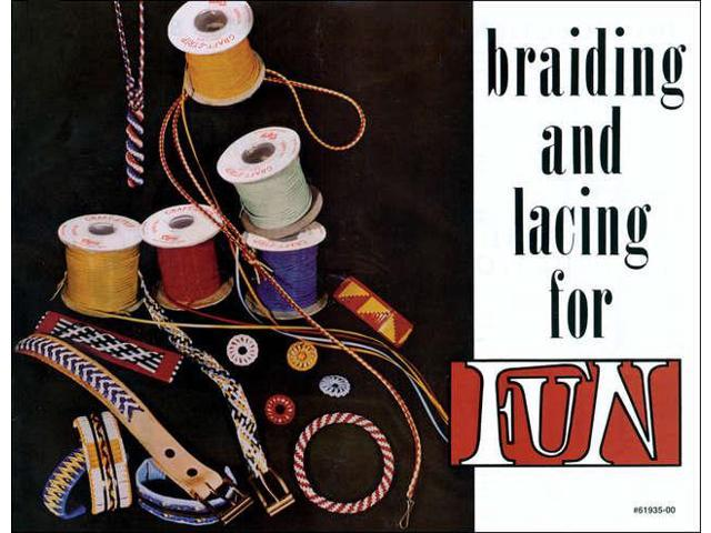 Leather Factory-Braiding & Lacing For Fun