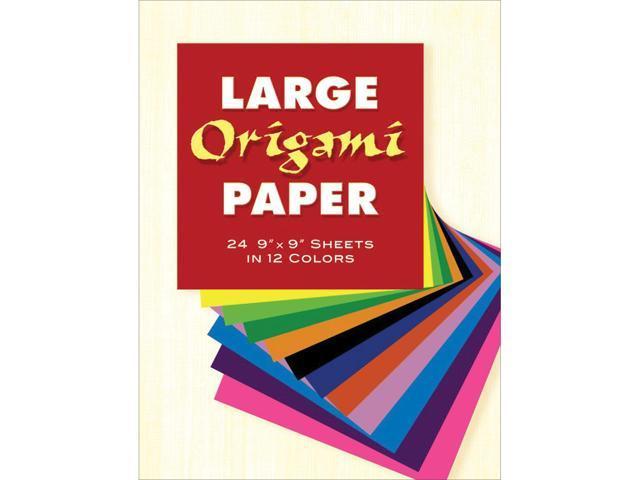 Large Origami Paper 9