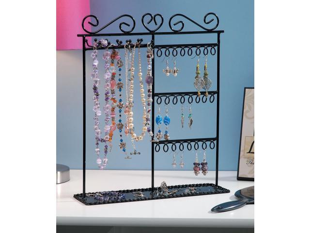 Metal Jewelry Display Stand 12