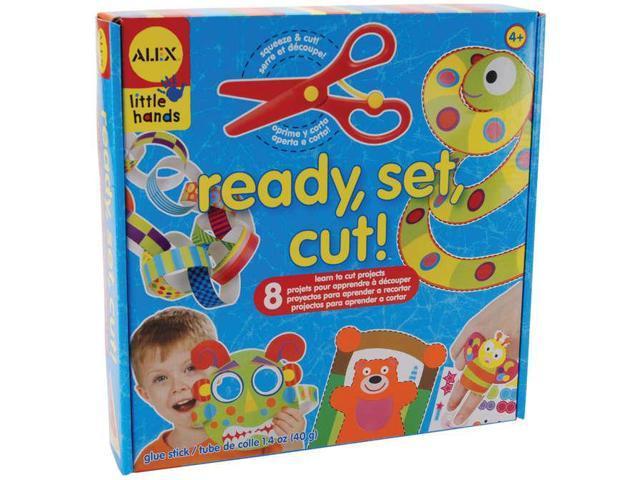 Ready, Set, Cut! Kit-