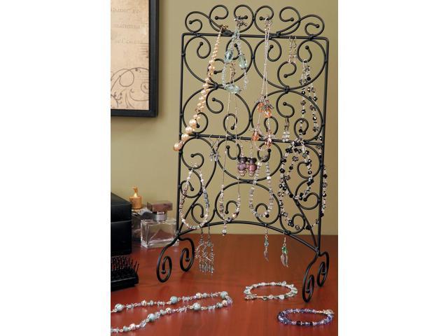 Metal Jewelry Display Stand 14.75