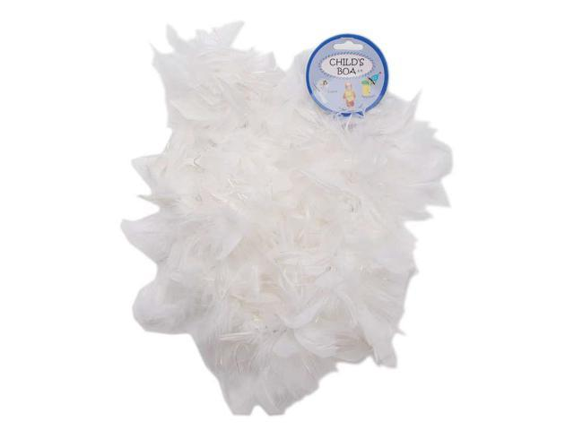 Chandelle Feather Child's Boa 48