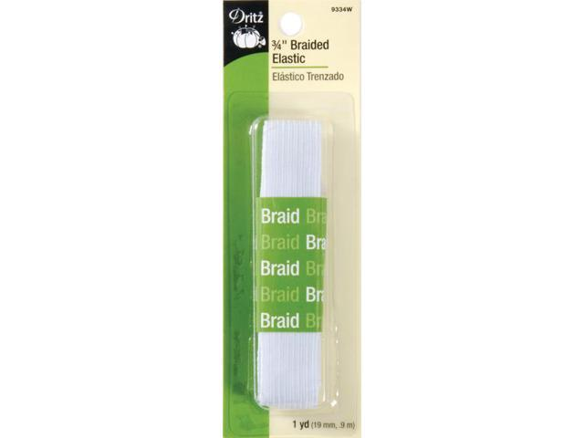 Braided Elastic 3/4
