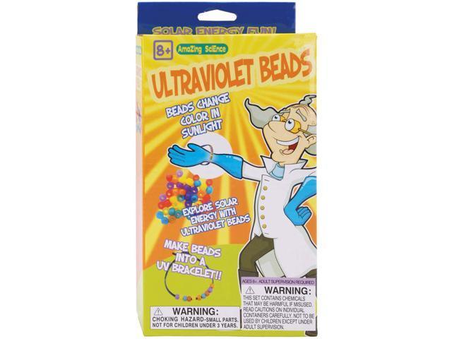 Amazing Science Ultraviolet Bead Kit-