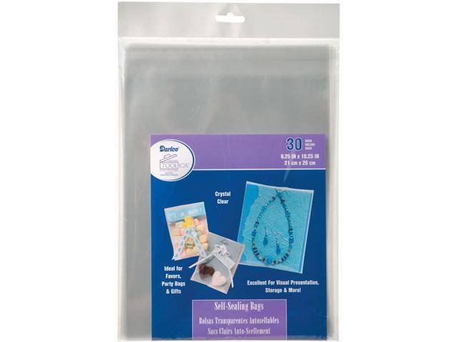 Self-Sealing Bags 30/Pkg-8.25