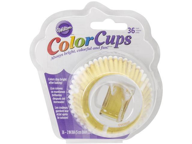 Colorcup Standard Baking Cups-Beer 36/Pkg