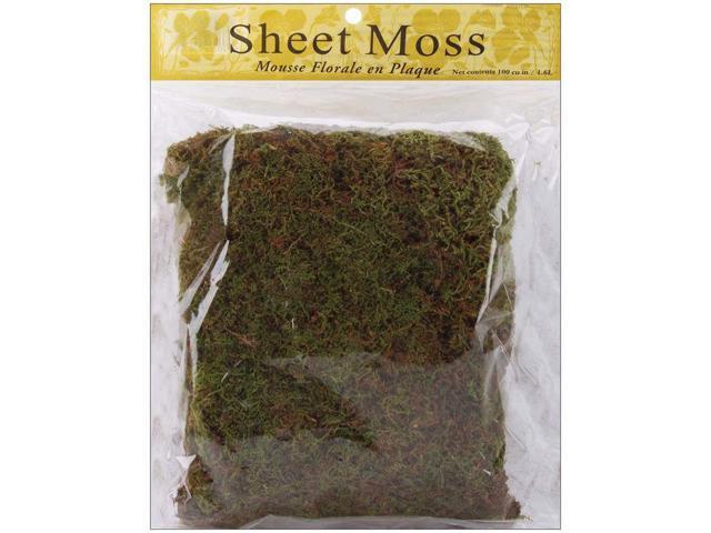 Spanish Sheet Moss 3oz-Natural