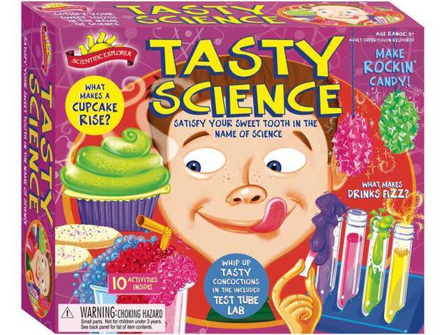 Tasty Science Kit by Scientific Explorer