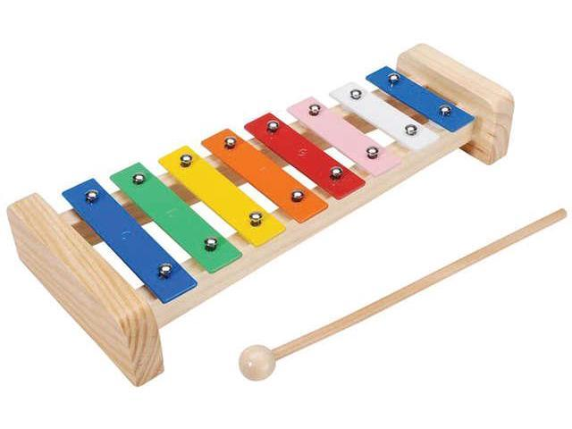 Wood Instrument-Xylophone 11.5