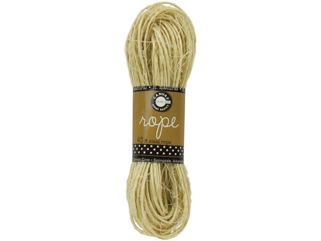 Sisal Rope 45'-Light Natural