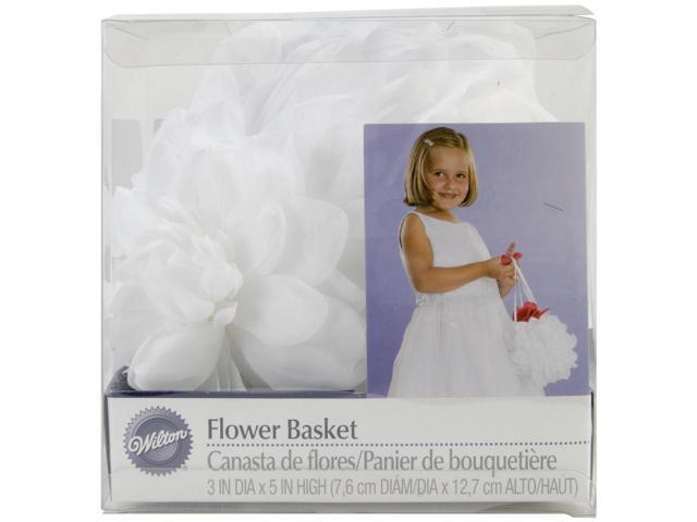 Wedding Flower Basket-Gardenia