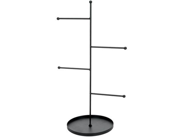 Metal Rungs Jewelry Stand 16.5