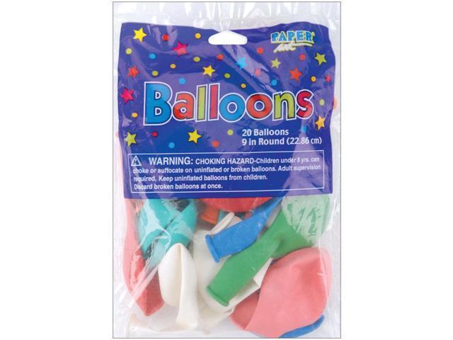 Balloons Round 9