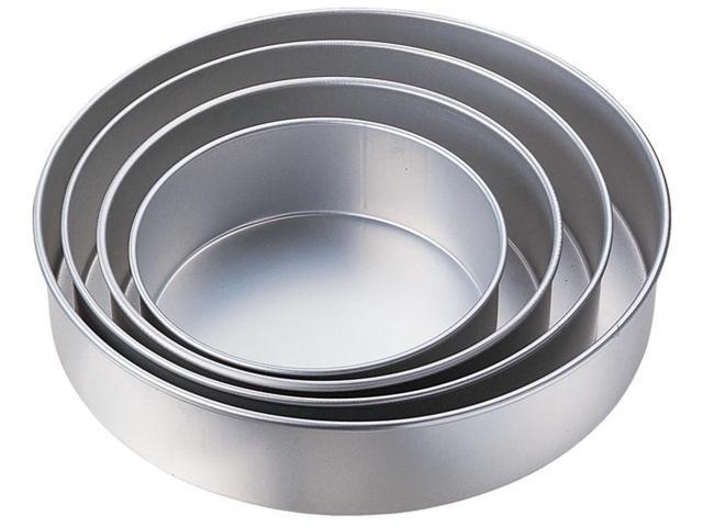 Performance Cake Pans 4/Pkg-Round 8