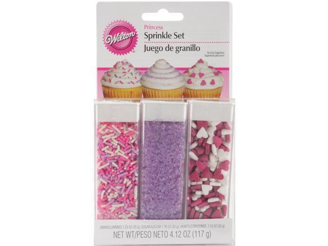 Sprinkle Set 4.12oz-Princess
