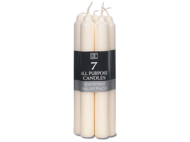 Unscented All-Purpose Candles 7