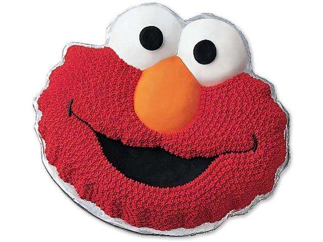 Novelty Cake Pan-Elmo 13.5