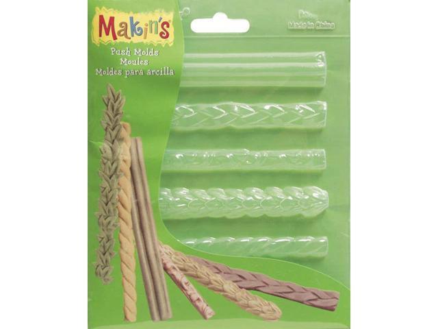 Makin's Clay Push Molds-Borders