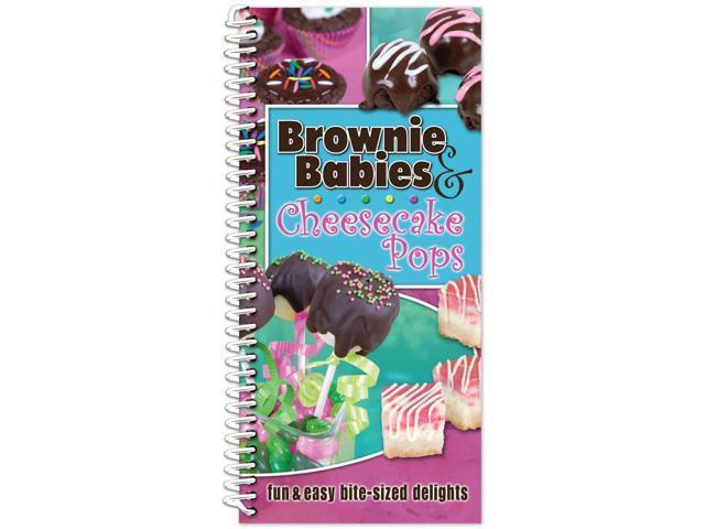 Brownie Babies & Cheesecake Pops-