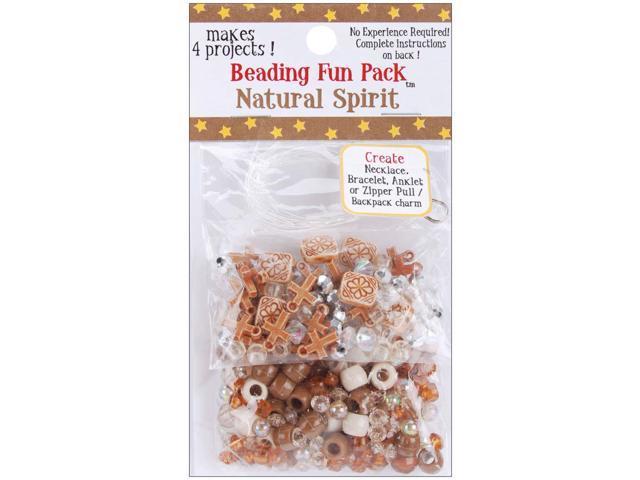 Beading Fun Pack-Natural Spirit