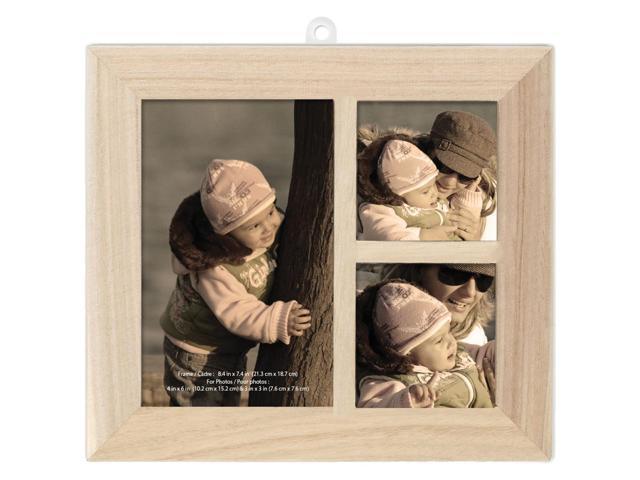 Three Window Photo Frame-8.14