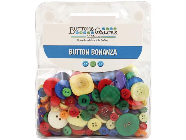 Buttons Galore Button Bonanza-Primary