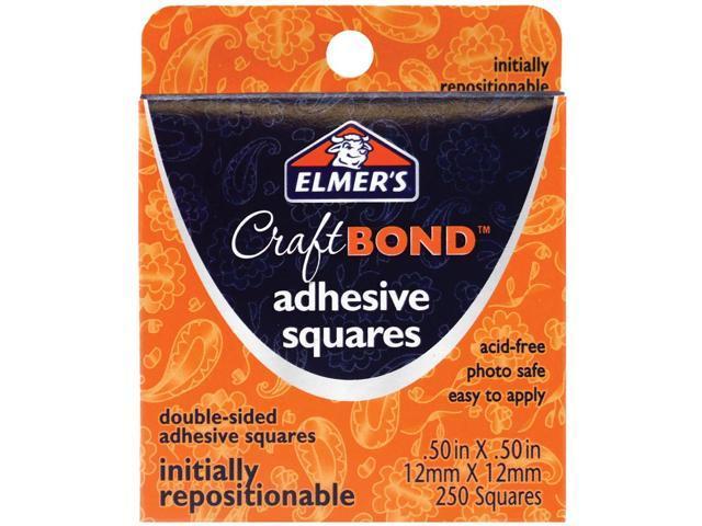 Elmer's CraftBond(R) Adhesive Squares-.5