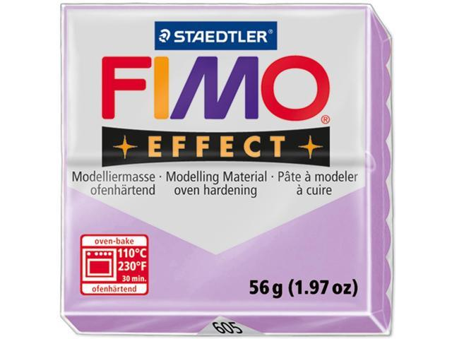 Fimo Effect Polymer Clay 2oz-Lilac