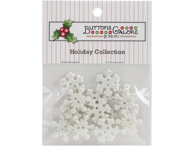 Button Theme Pack-Snowflakes